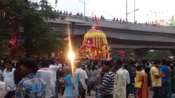 Bangalore Rathayatra Event