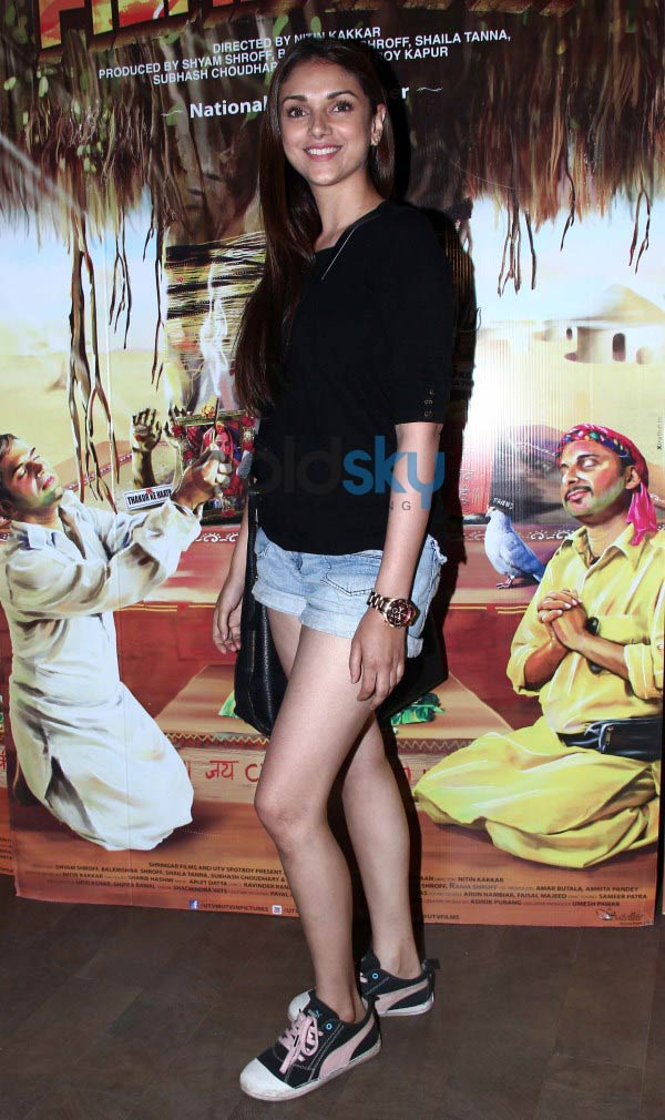 Celebs at Special Screening of Filmistaan at Lightbox