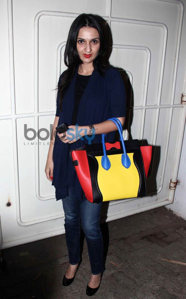 Celebs at Special Screening of Holiday