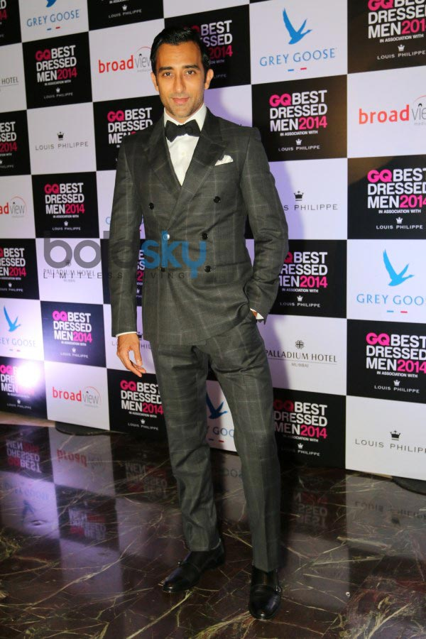 Celebs stuns at GQ Best Dressed Men 2014