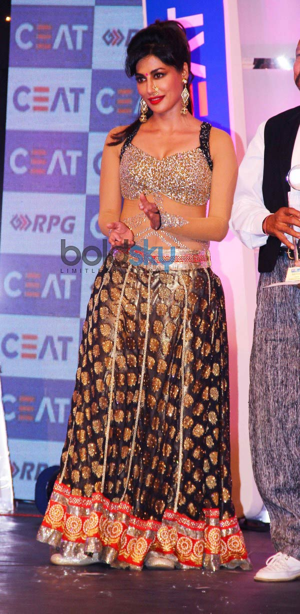 Chitrangada Singh at CEAT Cricket Ratings Awards 2014