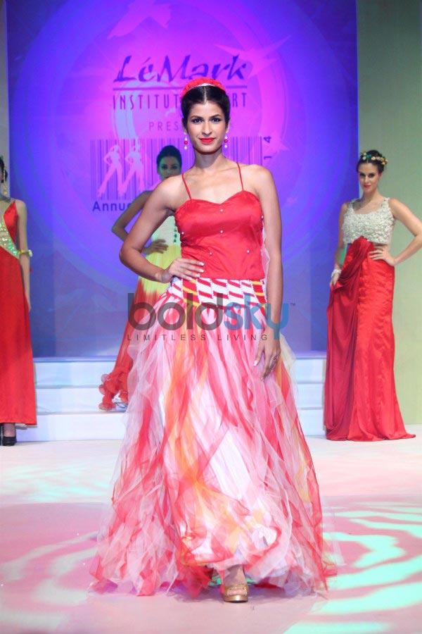Evolve Marque 2014 Fashion Show