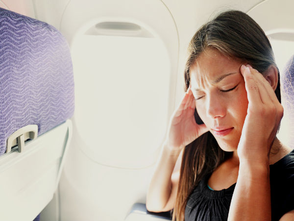 Health Problems Of Frequent Flyers