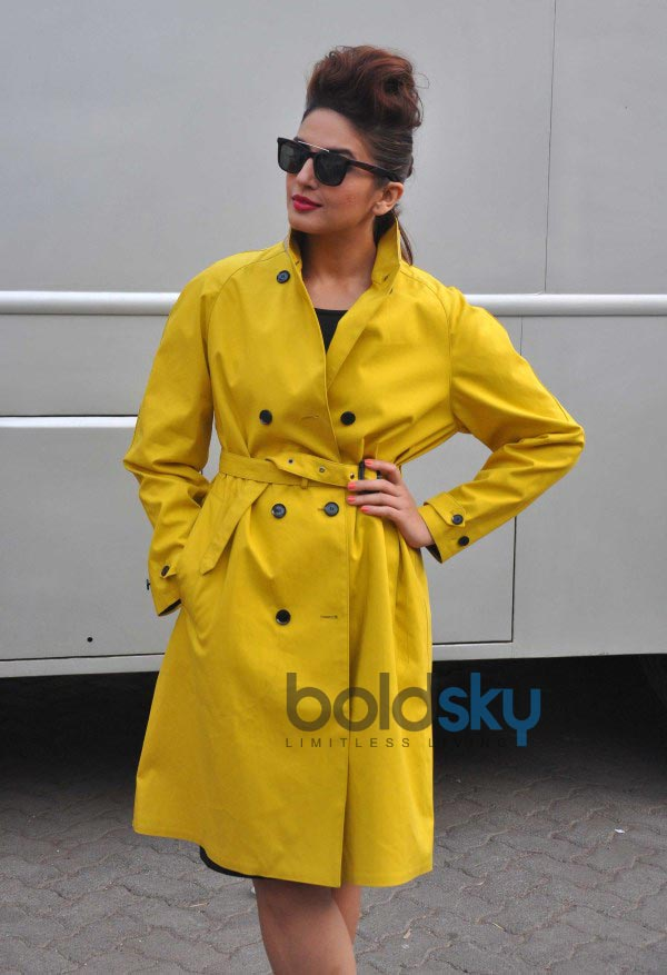 Huma Qureshi stuns at Femina Magazine Cover Photo Shoot
