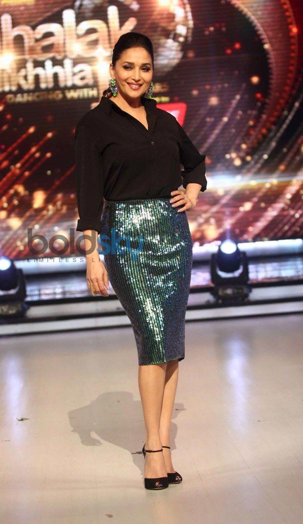Madhuri Dixit stuns at Jalak Dikhlaja New Season