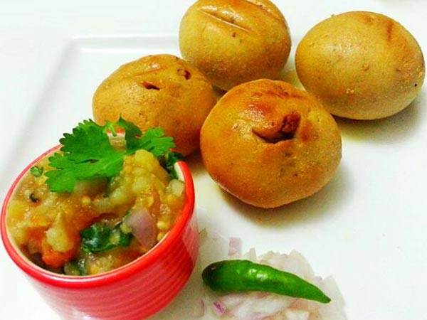 Sumptuous Litti Chokha Recipe