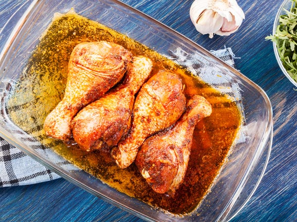 Healthy Ways To Season Chicken