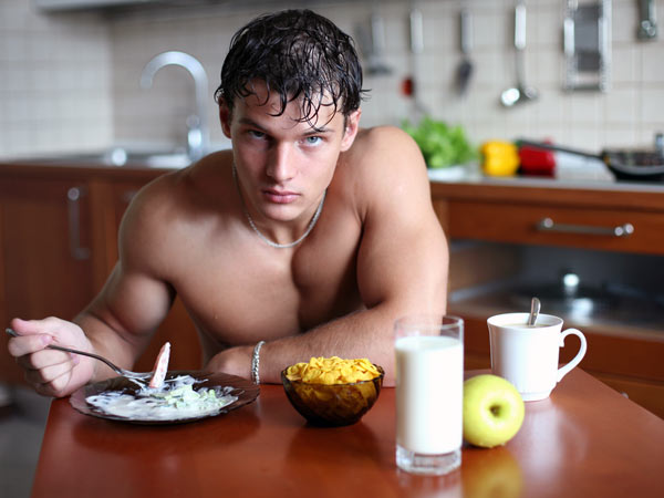 Things Men Should Eat Before Going to Gym