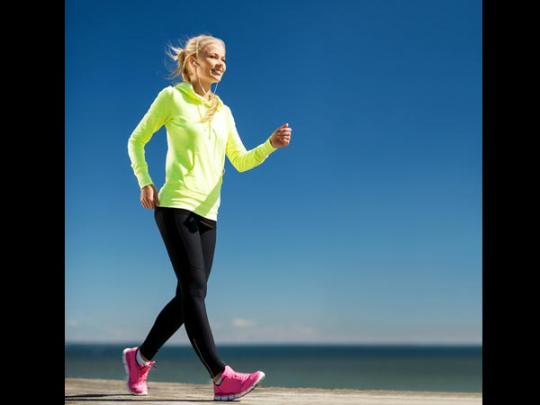 Health Benefits Of Brisk Walking