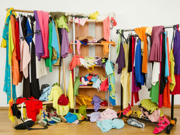 Steps To Organise A Clothes Cupboard
