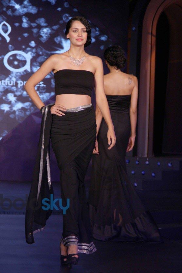 Tanishq Fashion Show in New Delhi