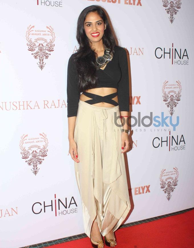Sridevi Unveils Absolut Elyx and Anushka Rajan's Fashion Preview