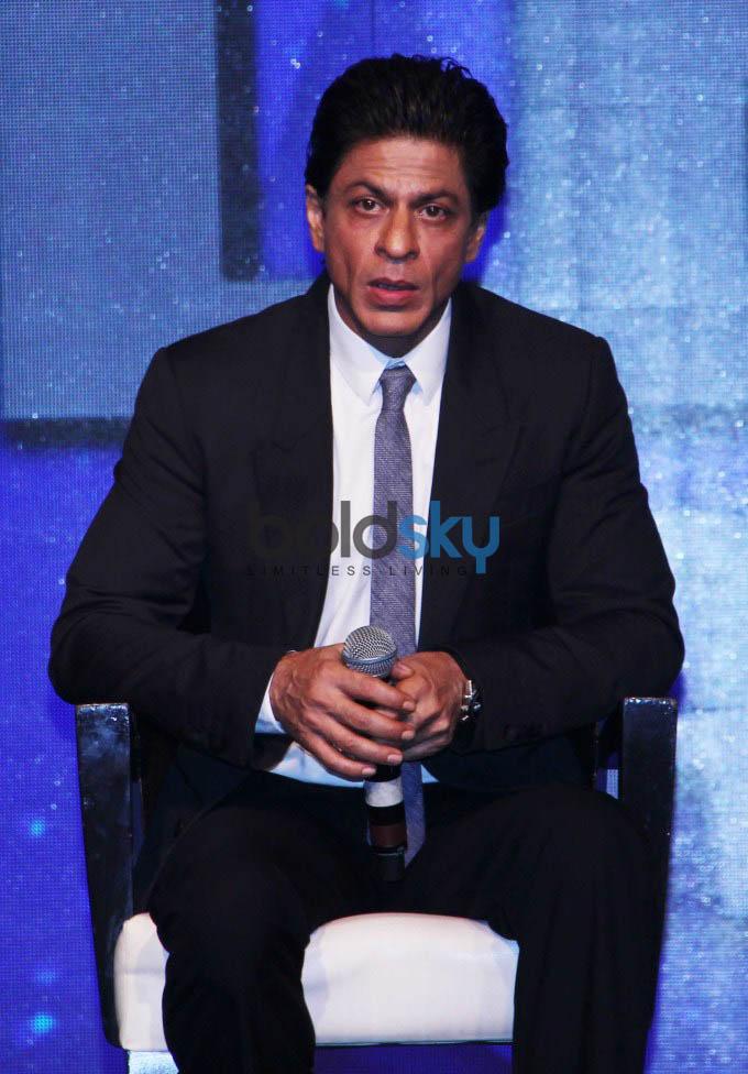 Shahrukh Khan to Host Got Talent World