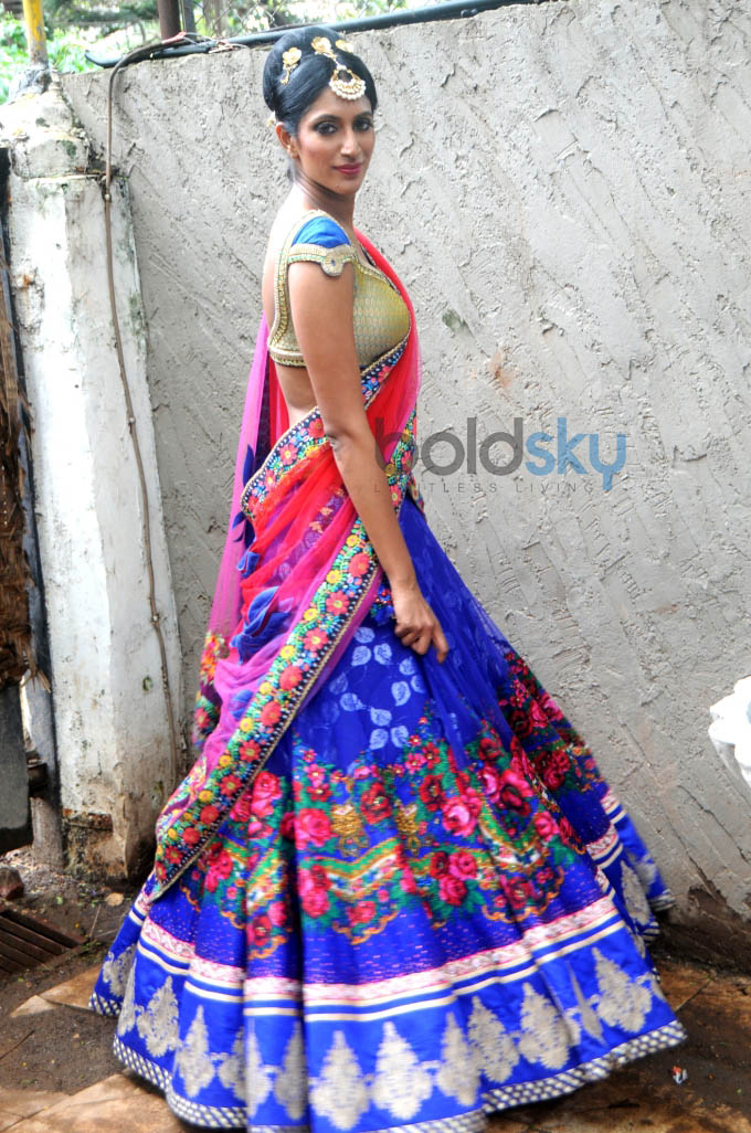 Rohit Verma's New collection of Vrindavan