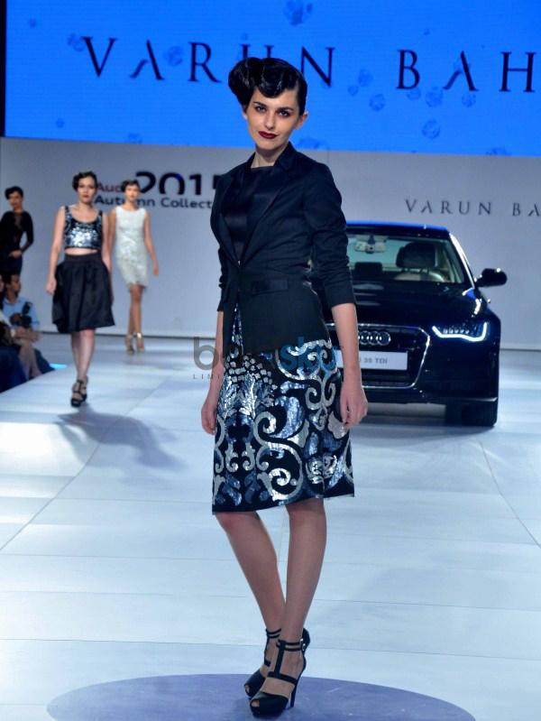 Katrina Kaif at Audi 2015 Autumn collection