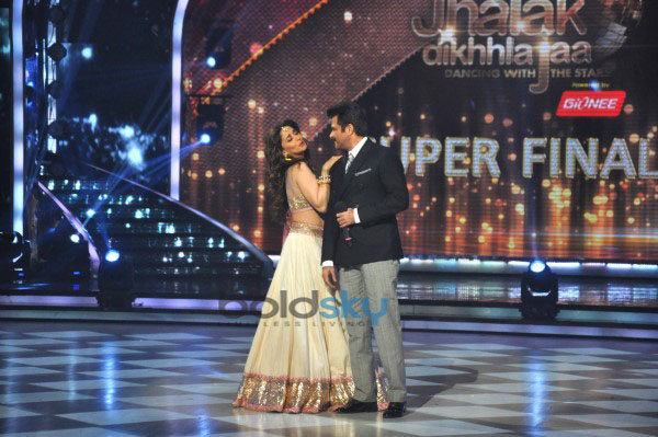 Anil Kapoor special guest in jhalak dikhla ja super finale