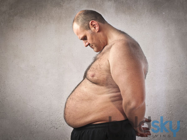 The Effects Of Fast Weight Loss