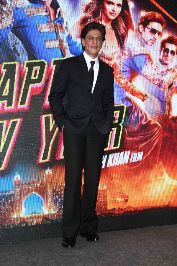 Sharabi Song Launch From Happy New Year