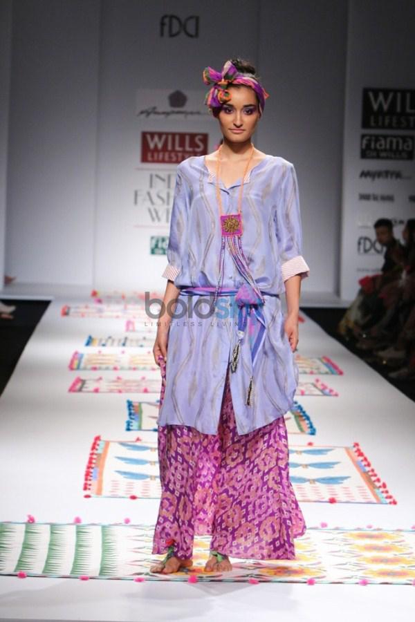 Wills India Fashion Week 2015 - Anupama By Anupama Dayal