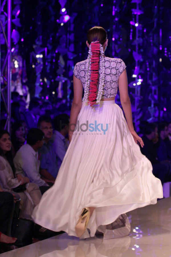 Wills India Fashion Week 2015 - Masaba Gupta