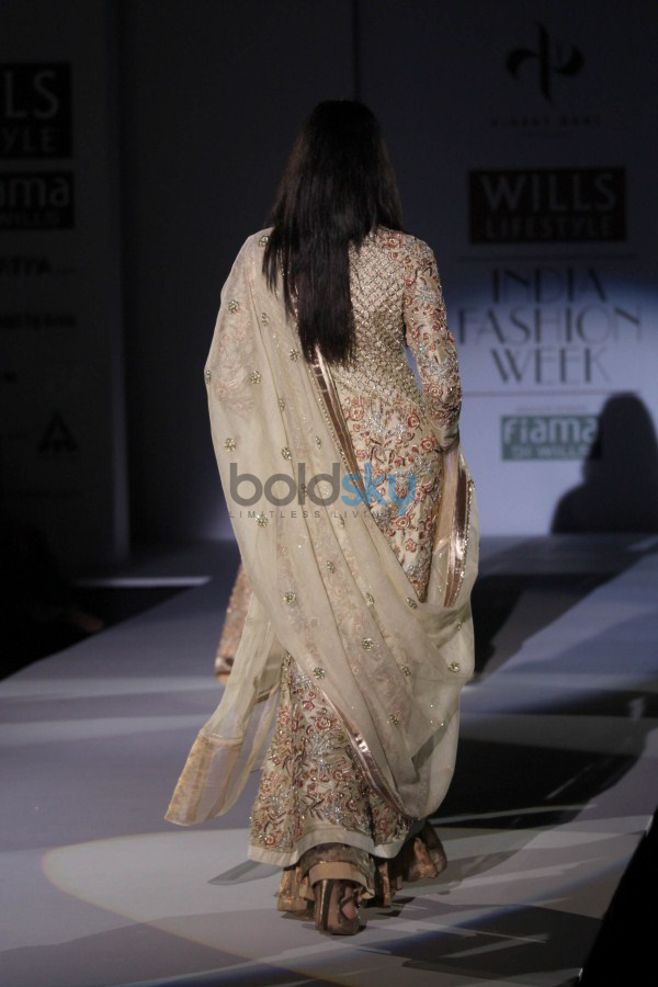 Wills India Fashion Week 2015 - Vineet Bahl