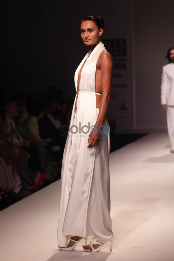 Wills India Fashion Week 2015 - Wendell Rodricks
