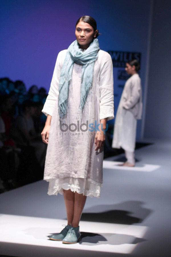 Wills India Fashion Week - EKA
