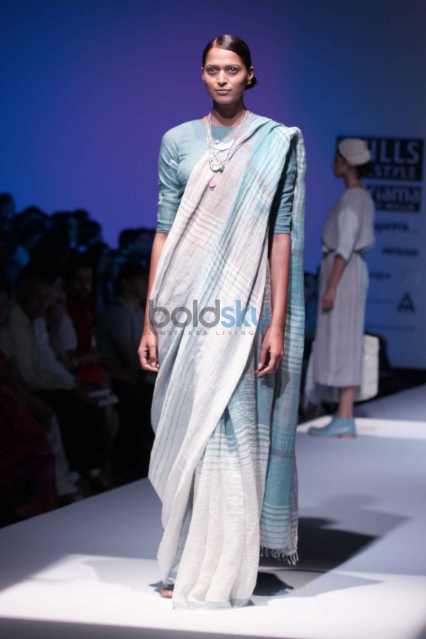 Wills India Fashion Week - EKA