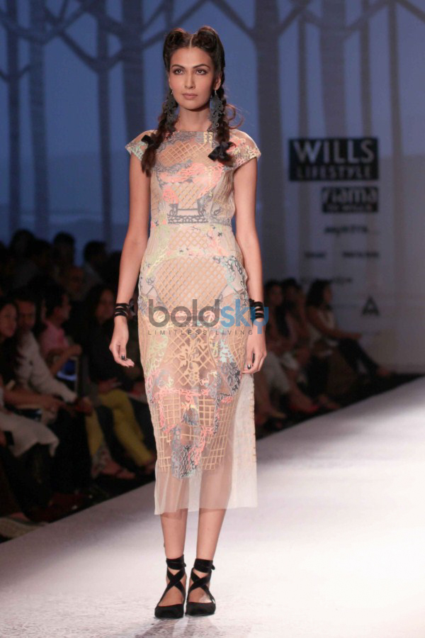 Wills India Fashion Week 2015 - Paras And Shalini