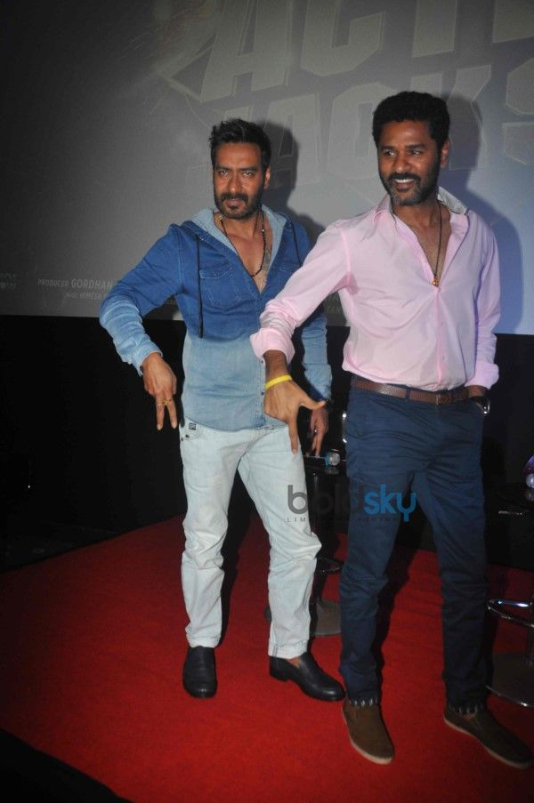 'AJ' Song Launch From 'Action jackson'