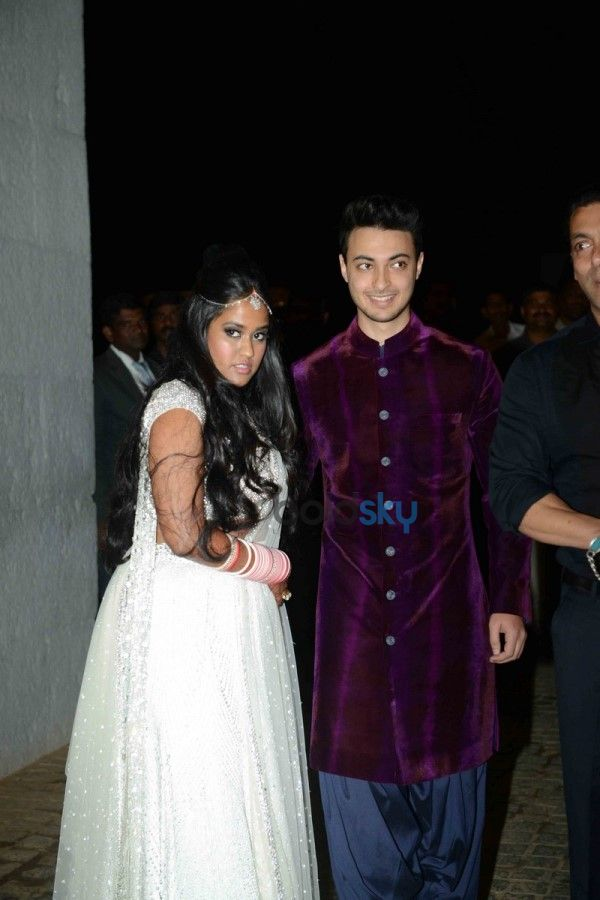 Arpita Khan Wedding Ceremony