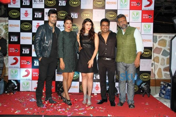 Music Success Party Of 'Zid'