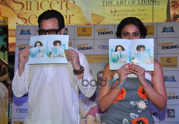 Promotion Of Happy Ending At Cross Word