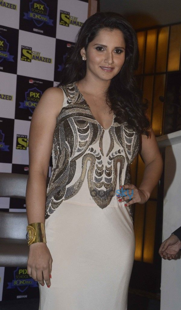 Sania Mirza Launches The PIX School Of Bonding