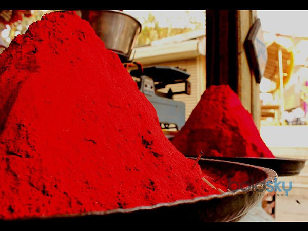 Secrets Of Red Colour In Hinduism