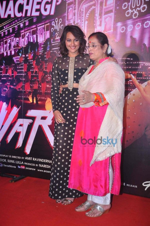 'Radha' Song Launch From Movie 'Tevar'