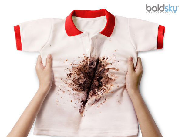 Tips To Remove Stains From Kid's Uniform
