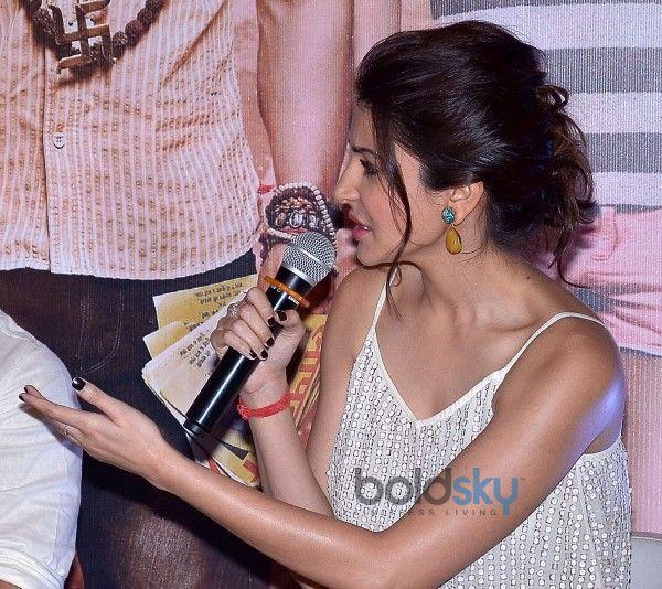 Anushka Sharma And Aamir Khan Promote 'PK'