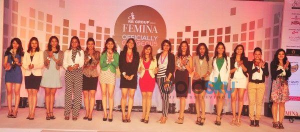 Femina Officially Gorgeous 2014