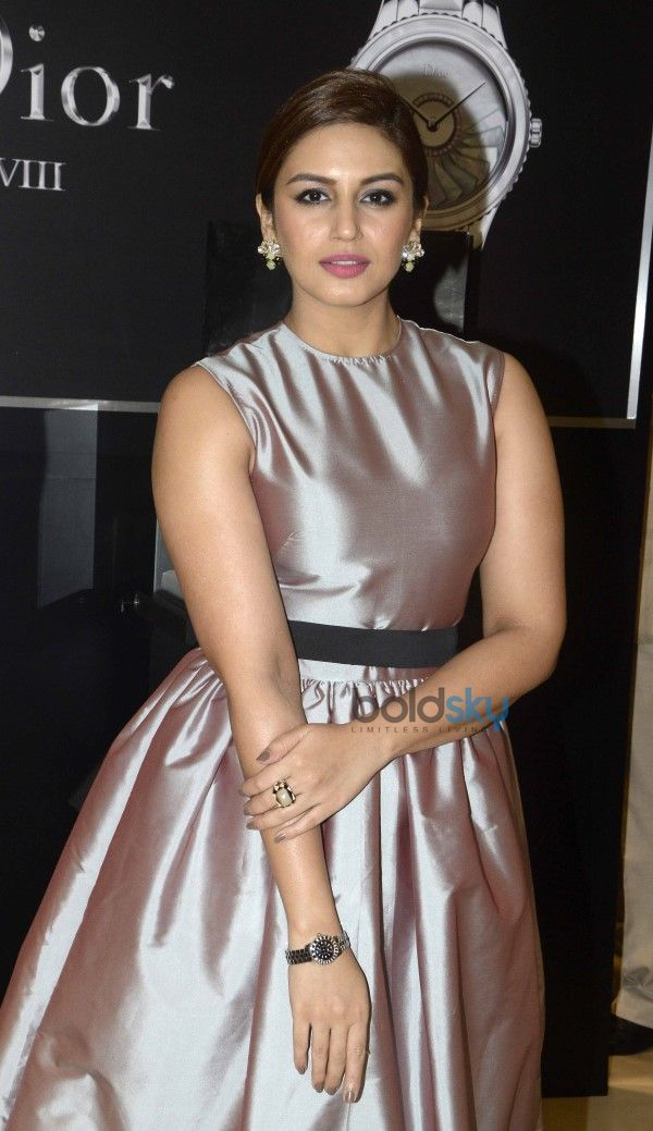 Huma Qureshi And Elli Avram Launch Dior Watches
