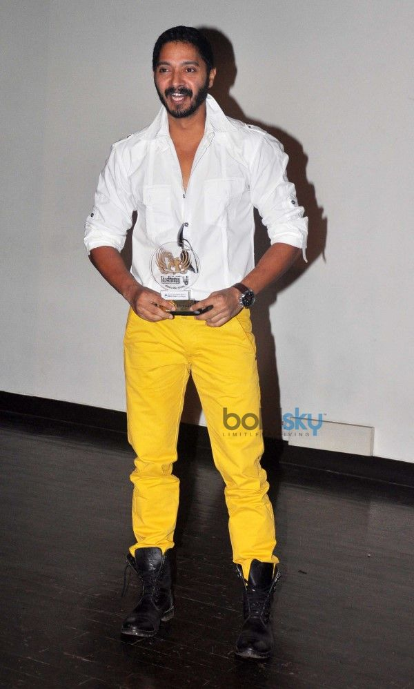 Shreyas Talpade Promotes His Film 'Baji'