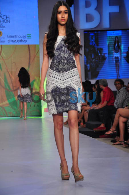 Gionee India Beach Fashion Week 2015