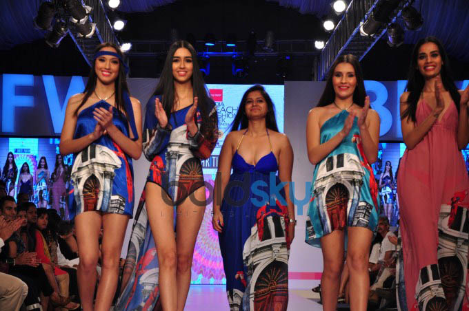 Gionee India Beach Fashion Week 2015-Day 2