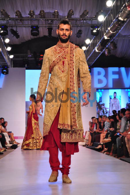 Gionee India Beach Fashion Week 2015-Day 3. Anjallee & Arjun Kapoor Show