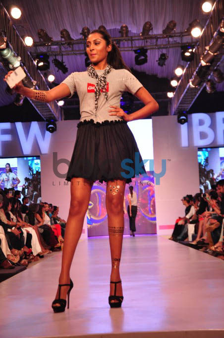Gionee India Beach Fashion Week 2015-Day 3, Jattinn Kochhar Show