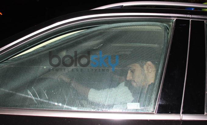 Siddhart Malhotra Spotted At Bandra