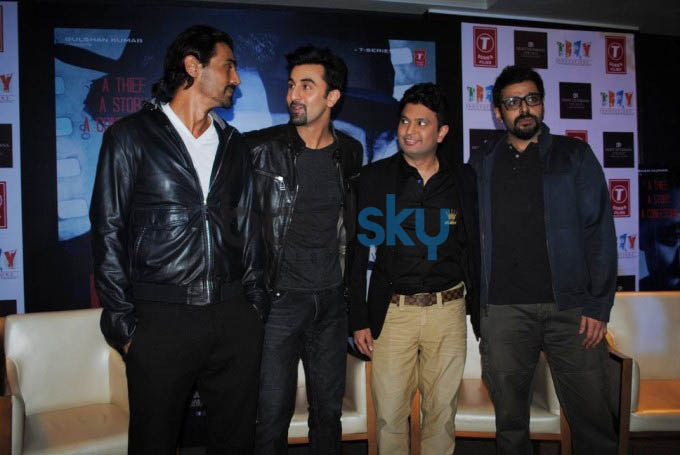 Promo Of Film ROY- Ranbir Kapoor: It Takes A Lot Of Courage To Make A Film Like ROY!!