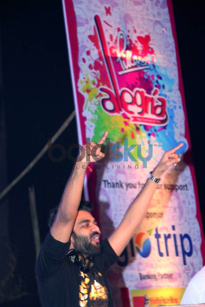 Grand Alegria Fest Rocked Again  By DJ Chetas, Grammy Nominated DJs Sultan & Ned Shepherd, Nikhil