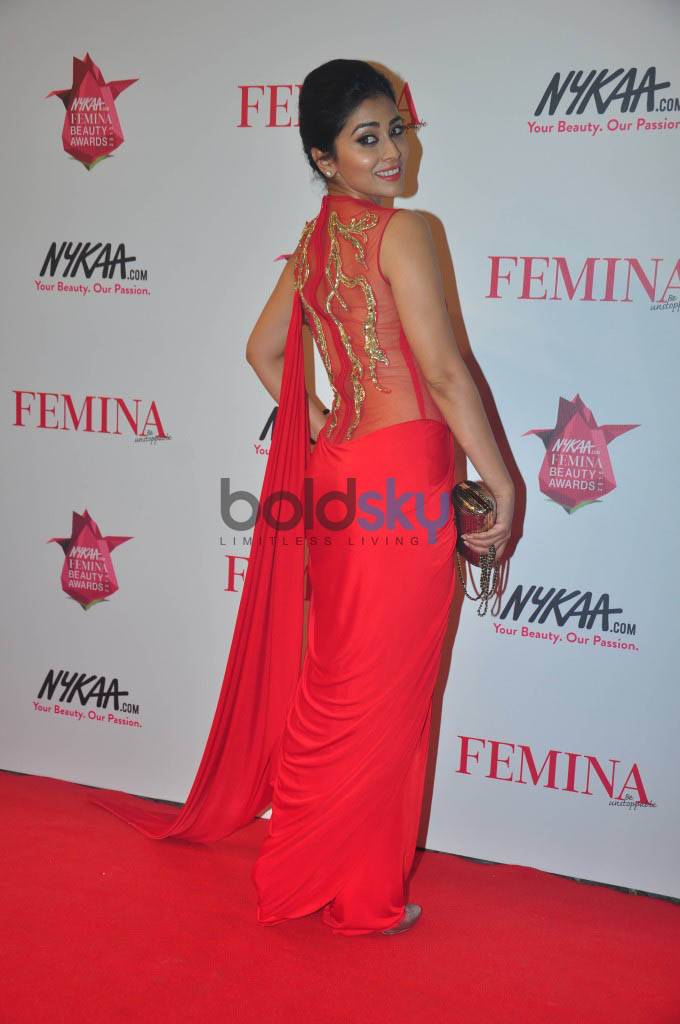 Femina Beauty Awards 2015 : Red Carpet