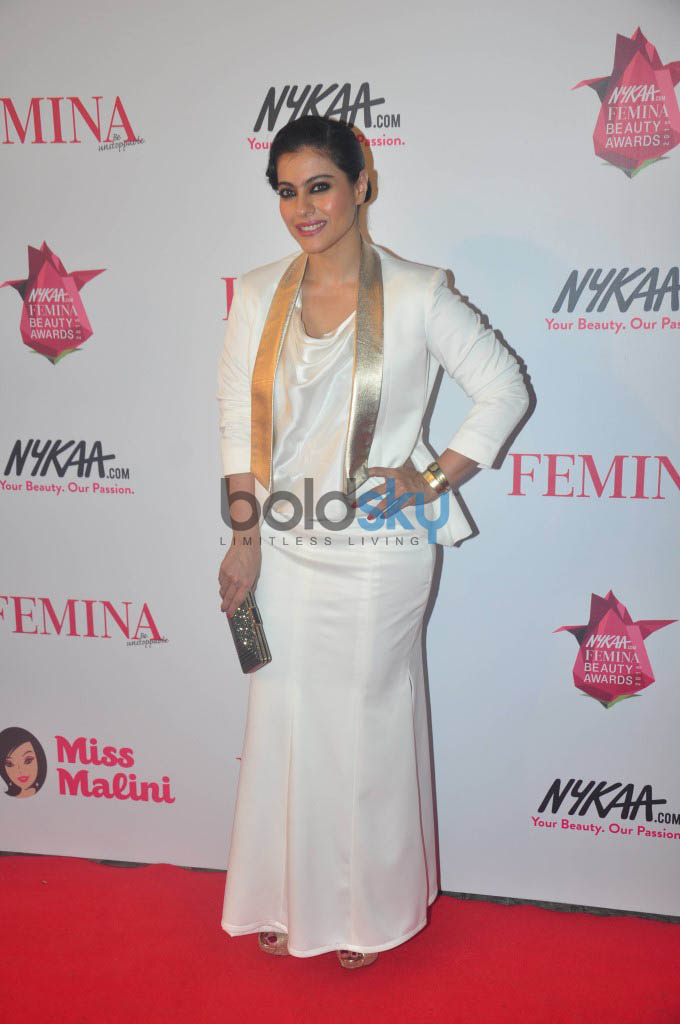 Femina Beauty Awards 2015 : Red Carpet